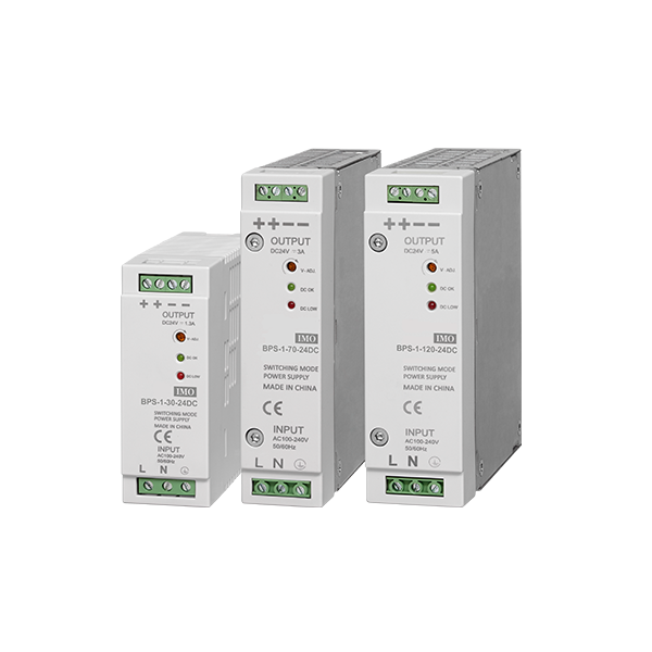 BPS - Single Phase Input <br> Din Rail Mounted