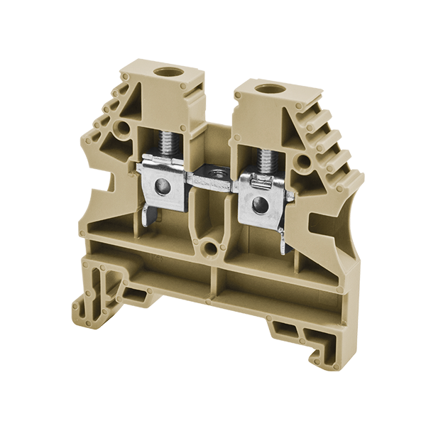 DIN Rail Terminals <br> Screw & Push-fit