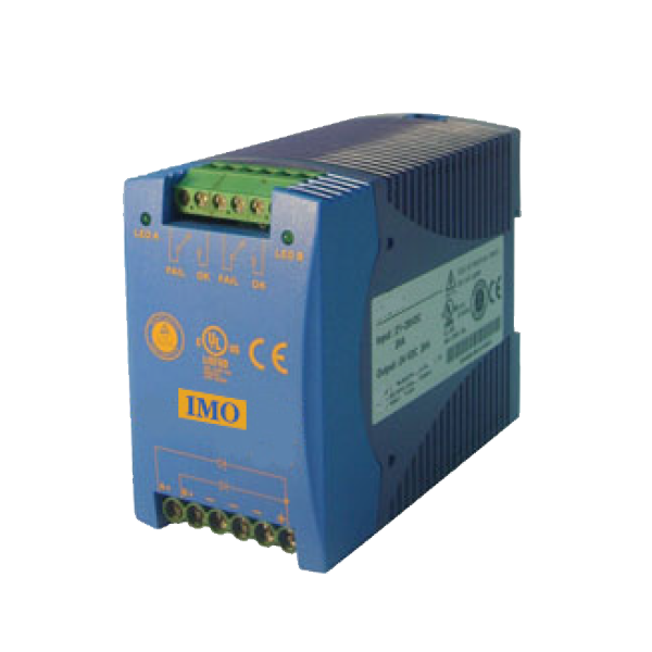 Redundant Module <br> 24VDC, 20A Rated